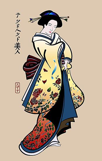 DeadHead Bijin by JZino