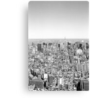New York Skyline 1 Canvas Print