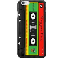 Reggae Hits Tape iPhone Case iPhone Case/Skin