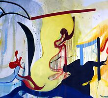 Abstract #7 by Lisa V Robinson