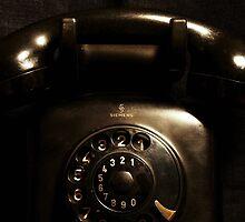 The Telephone - by Siemens by George Parapadakis (monocotylidono)