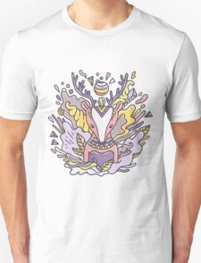 Abstract deer T-Shirt