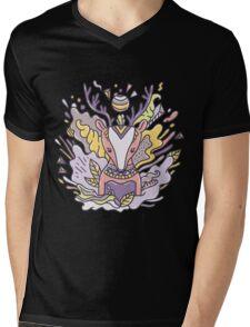 Abstract deer Mens V-Neck T-Shirt