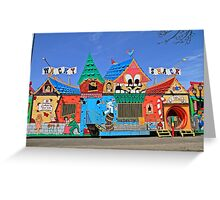 Wacky Shack Greeting Card