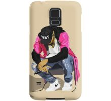Chris Brown Artwork Samsung Galaxy Case/Skin