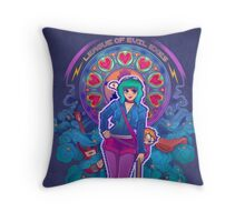 League of Evil Exes Throw Pillow