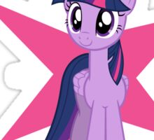 Twilight Sparkle w/Cutie Mark Sticker