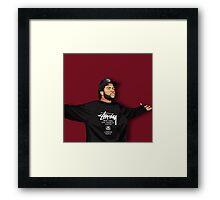 Ice Cube (DOUGHBOY) Artwork Framed Print