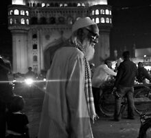 Wise or Charminar (India) by Saki