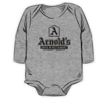 Arnolds Drive In Restaurant One Piece - Long Sleeve