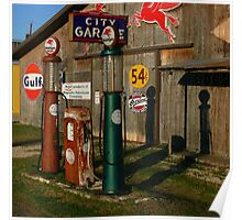 City Garage Poster