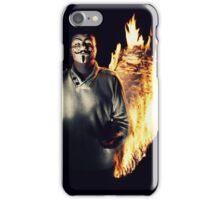 I Aint no Angel iPhone Case/Skin