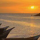 Sunset - Isle De Margarita, Venezuela by Rob Diffenderfer