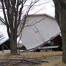 tornado aftermath (barn) by Dave & Trena Puckett