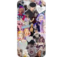 Max Malanaphy Collage iPhone Case/Skin