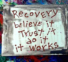 recovery works by songsforseba
