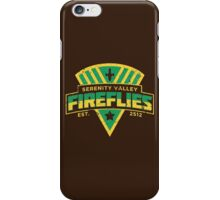 Serenity Valley Fireflies iPhone Case/Skin