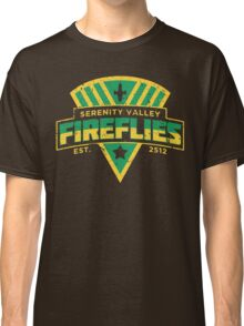 Serenity Valley Fireflies Classic T-Shirt