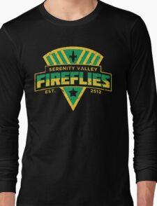 Serenity Valley Fireflies Long Sleeve T-Shirt