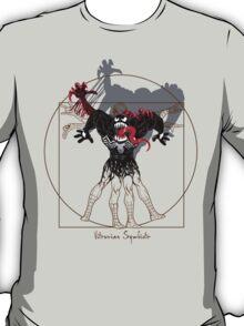Vitruvian Symbiote T-Shirt