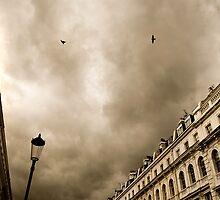Conversing Verticals - London by hurricadia