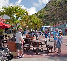 St Maarten by Keith Larby