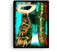 soul are totem Canvas Print