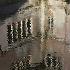 Reflections in the Moat by John Dalkin