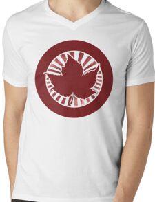 Canada Day Mens V-Neck T-Shirt