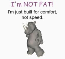Im Not FAT (female version) by Lisa  Weber