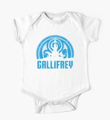 Visit Gallifrey One Piece - Short Sleeve