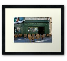 The Blarney Stone Pub Framed Print