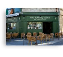 The Blarney Stone Pub Canvas Print