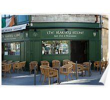 The Blarney Stone Pub Poster