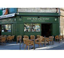 The Blarney Stone Pub Photographic Print