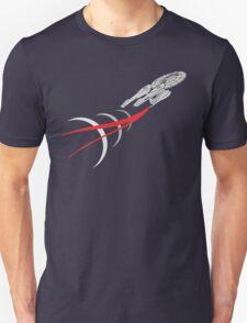 Starship Enterprise Unisex T-Shirt