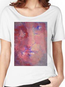 Fire Face  Women's Relaxed Fit T-Shirt