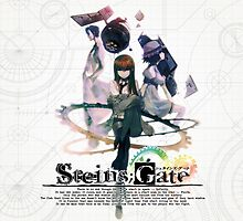 Steins; Gate vn by Daru