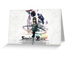 Steins; Gate vn Greeting Card