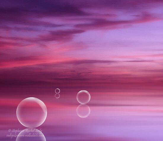 Rose Glass by Stephanie Rachel Seely