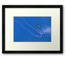 JellyBelly Aerobatics Framed Print