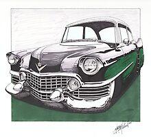 1954 Cadillac  by marcus71ltd