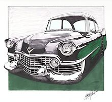 1954 Cadillac  by marcus71ltd