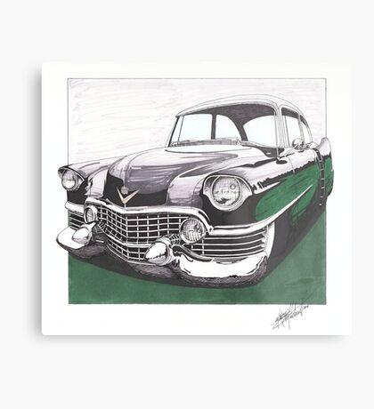 1954 Cadillac  Metal Print