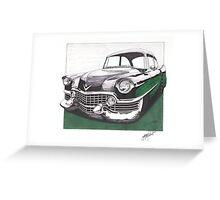 1954 Cadillac  Greeting Card