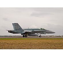 F/A-18 Hornet Photographic Print