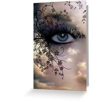 I Must Be Dreaming Greeting Card