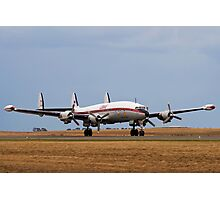 Super Connie Photographic Print