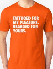 Tattooed & Bearded T-Shirt