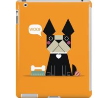 Woof iPad Case/Skin